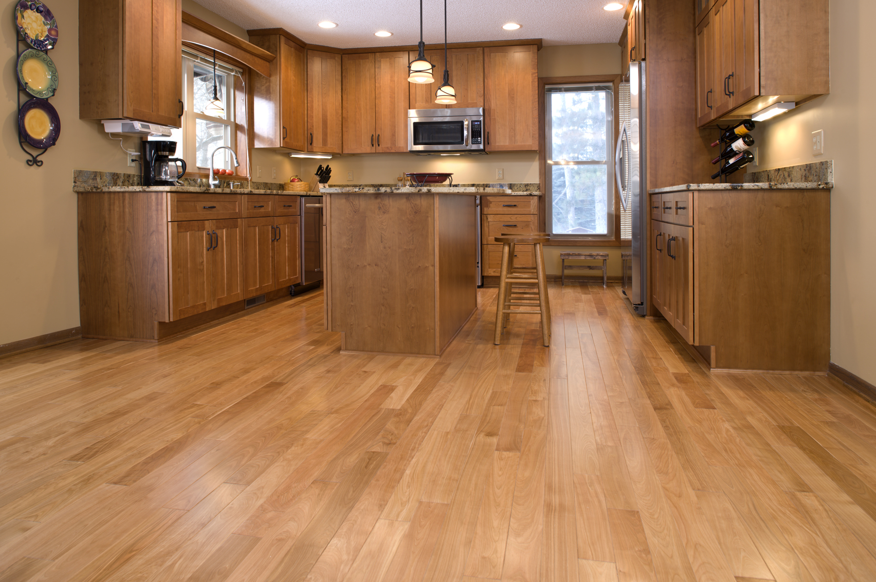 hardwood flooring northern virginia in a home